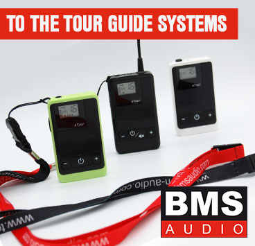 Tour Guide Systems BMS Audio