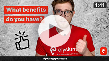 What benefits do you have using elysium tgs - video